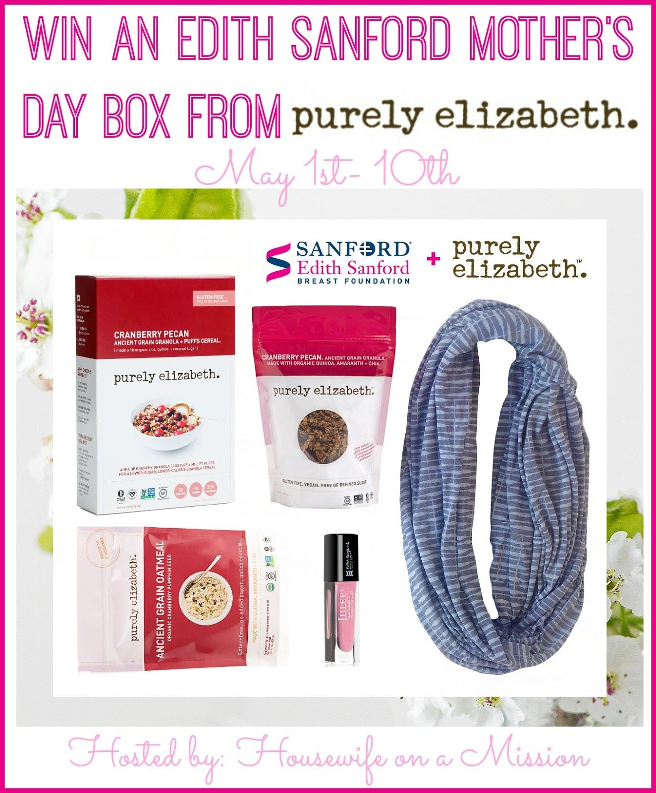 Housewife on a Mission Edith Sanford Mother's Day Box