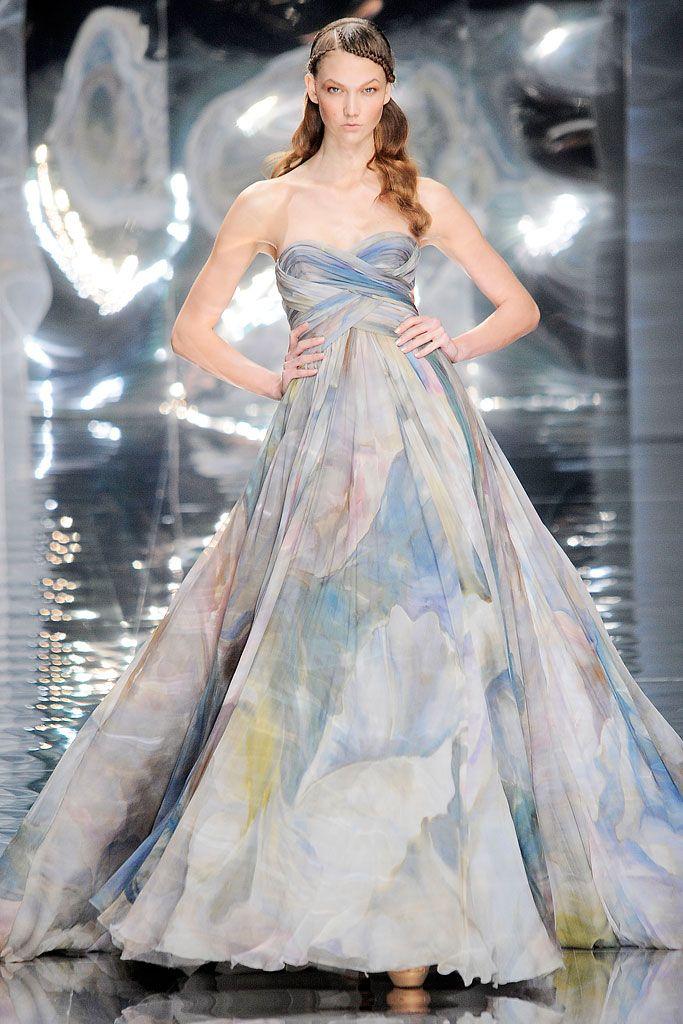 Elie Saab - Spring, 2010 couture