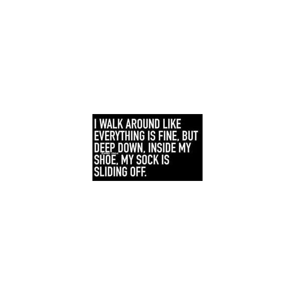 Funny Quotes And Sayings found on Polyvore