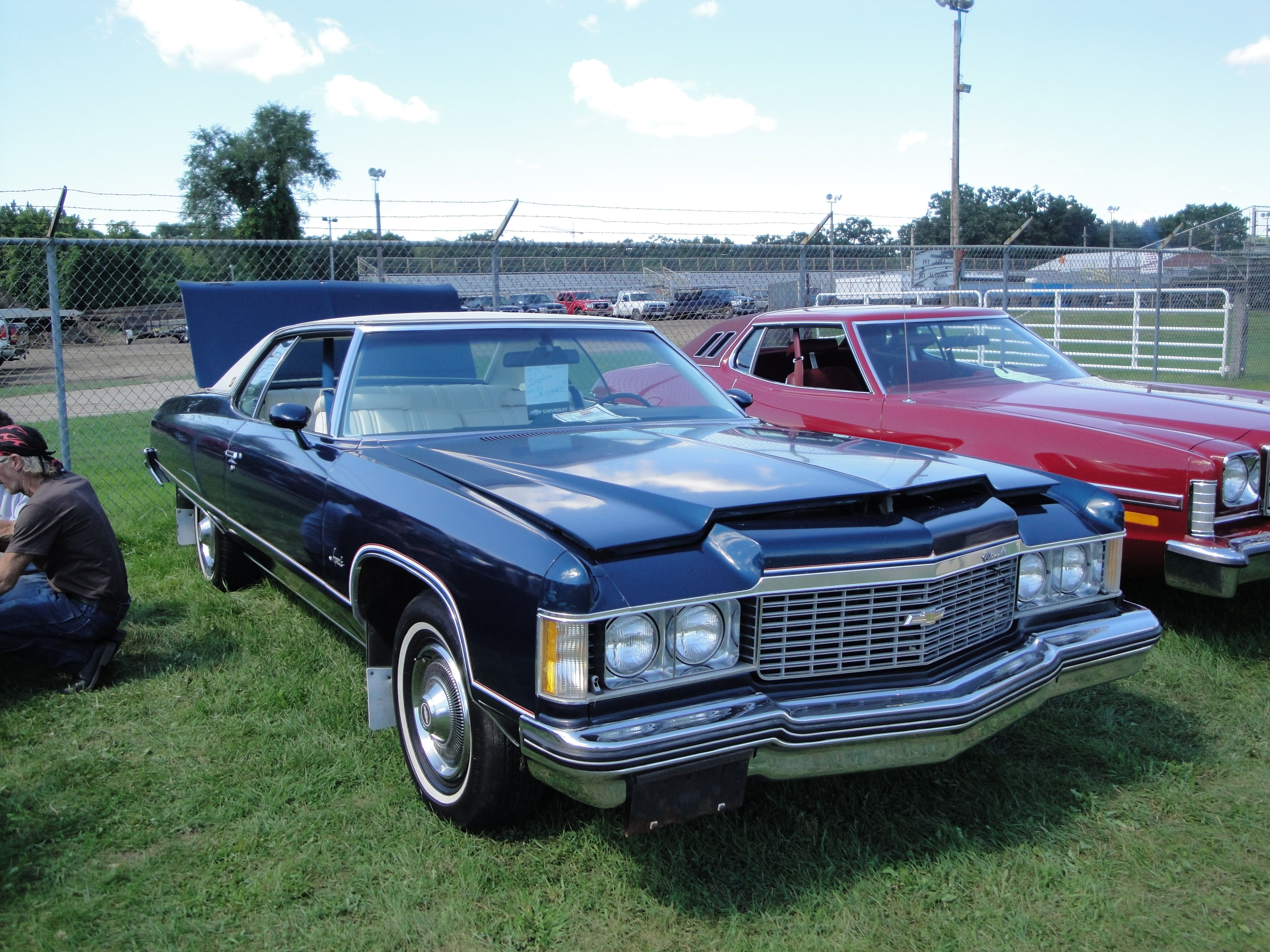 1974 chevrolet impala spirit of america edition  [ 4000 x 3000 Pixel ]