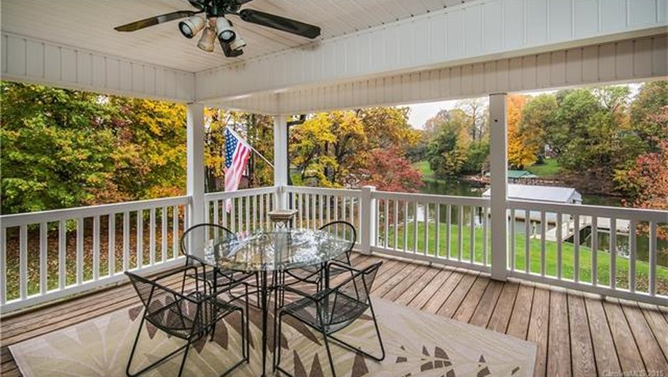 waterfront homes for sale in troutman nc