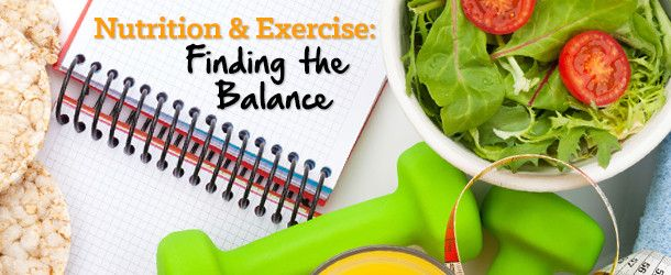 Read About Finding The Right Balance Between Nutrition And