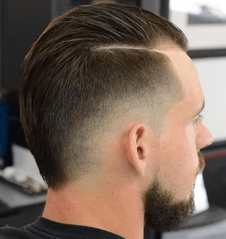 Trendy Manner Frisuren Platter Hinterkopf Gaya Rambut Ide Potongan Rambut Potongan Rambut Pria