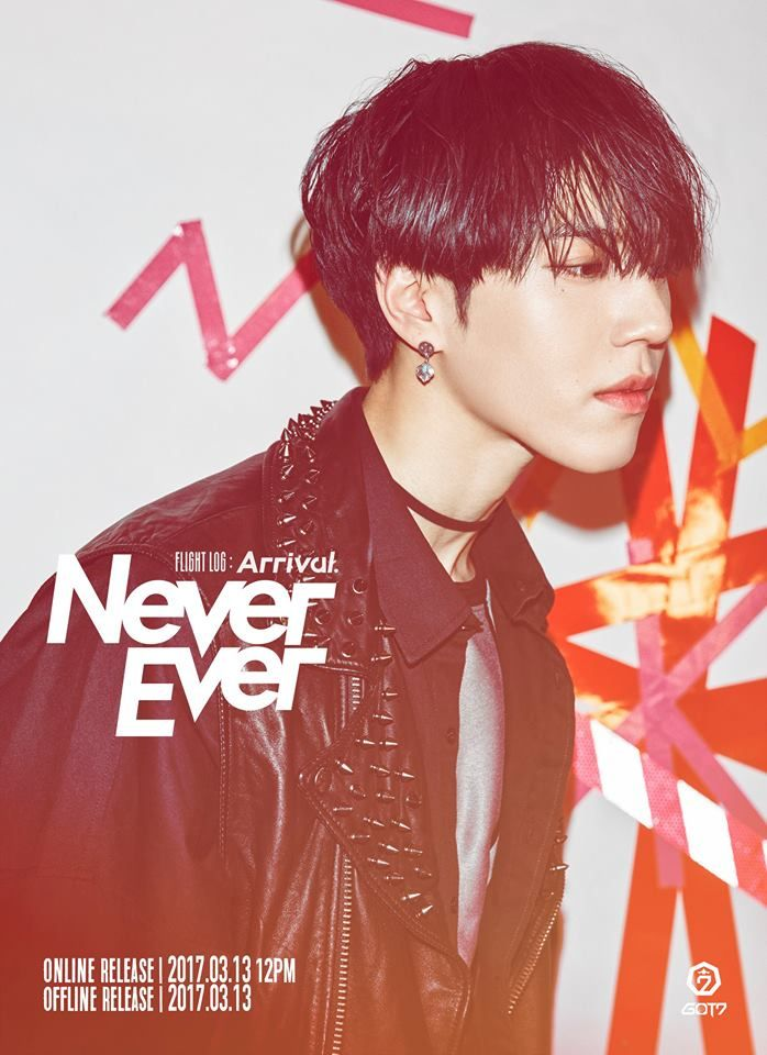 GOT7 NEVER EVER TEASER, got7 2017 comeback, got7 never ...