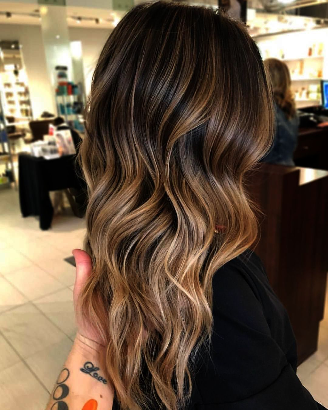 Hair Cuttery Park Ridge From Hair Salon Decor Hairstyles Curly Hair Fresh Hair Hair Styles Balayage Hair