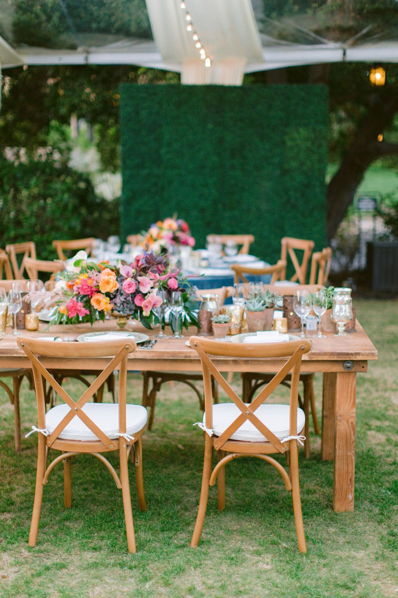 Farm Tables And More San Diego Table Rentals San Diego Wedding Rentals Southern California We Wedding Southern California Rustic Table Decor Dinner Themes