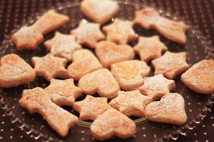 Petits sablés de Noël #sabledenoel