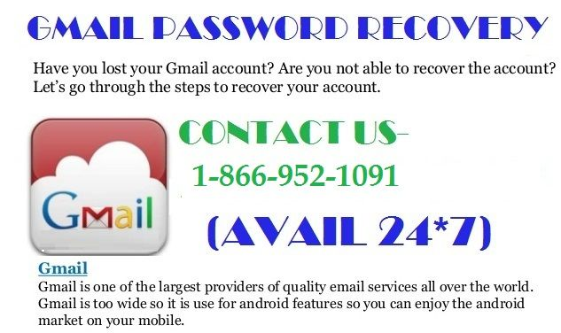 how to recover your gmail account without password