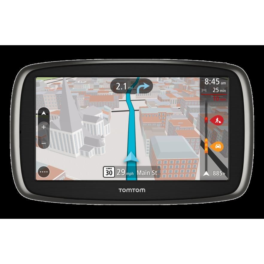Gps Tomtom Go 60s In 2019 Gps Navigation Maps Traffic Touch