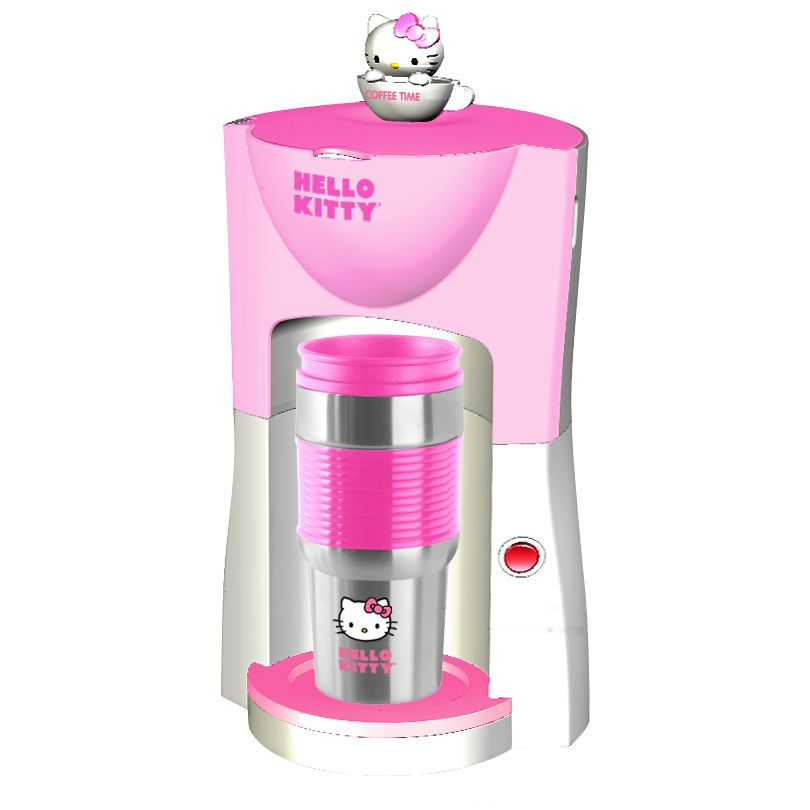 Hello Kitty One Cup Coffee Maker Want