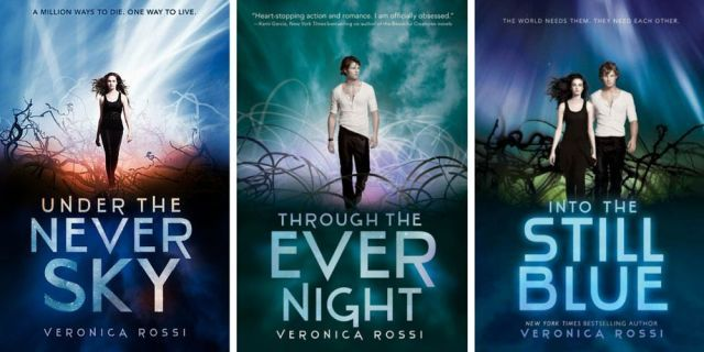 20 Series to Read If You Love 'Divergent' |   Bookaholic