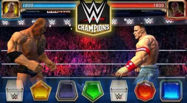 Download WWE Champions Apk Mod Android HD Games