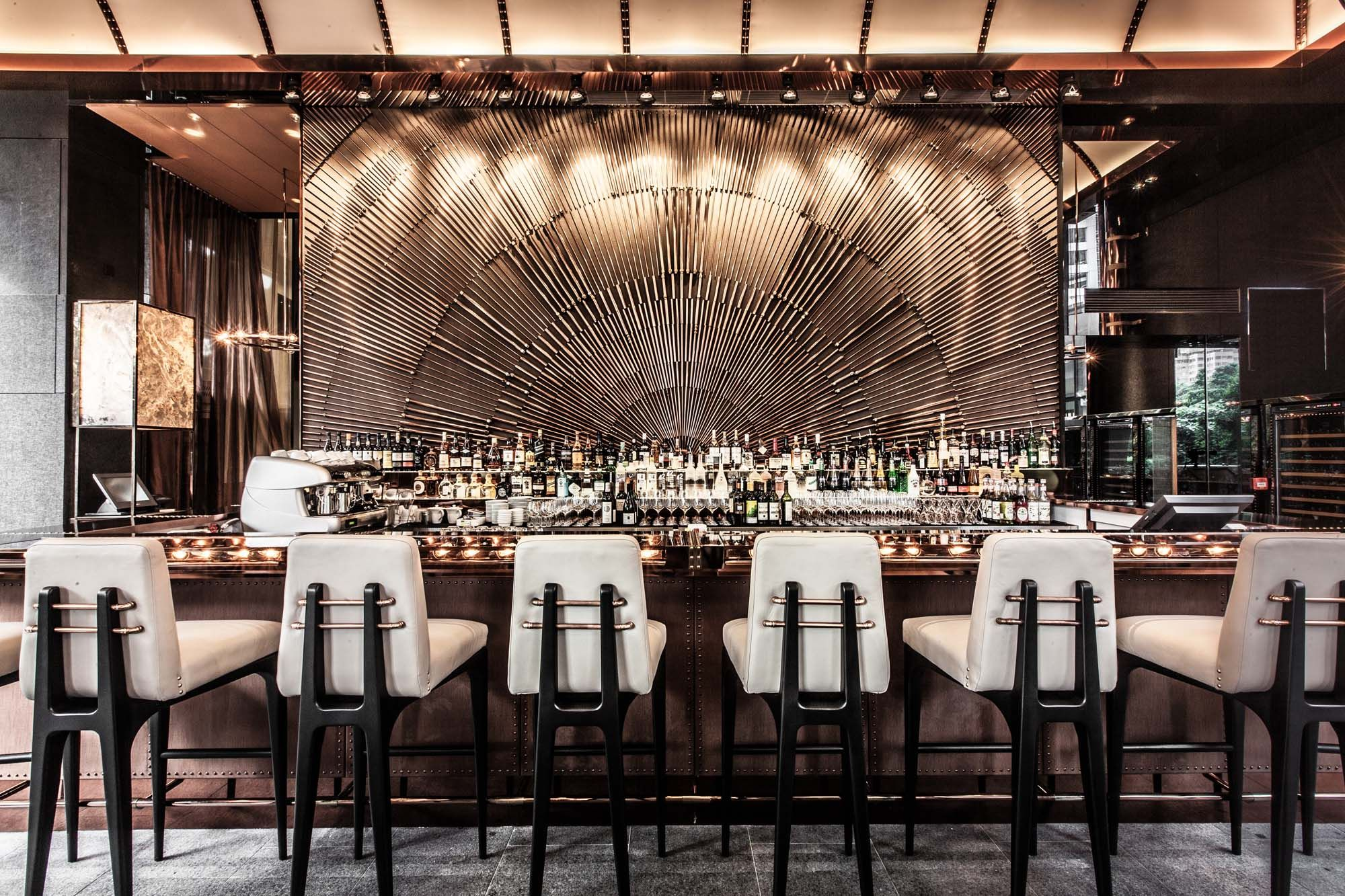 AMMO Restaurant and Bar, Hong Kong / Joyce Wang