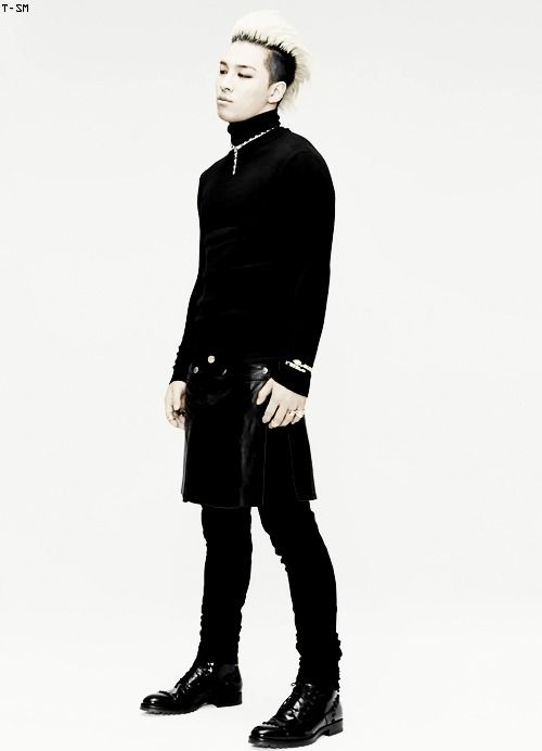 Taeyang x Esquire Korea magazine
