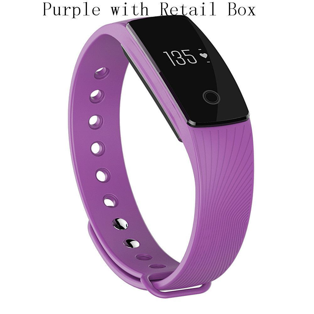 Bluetooth 4.0 Smart Bracelet smart band Heart Rate Monitor Wristband Fitness Tracker for Android iOS - smart bracelet fitness tracker watches - amzn.to/2ijjZXZ Women's Running Gadgets - http://amzn.to/2iWkXcA