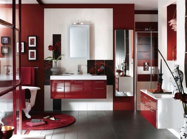 Salle de bain Delphy Inspir | Salle de bains - Bathroom | Pinterest