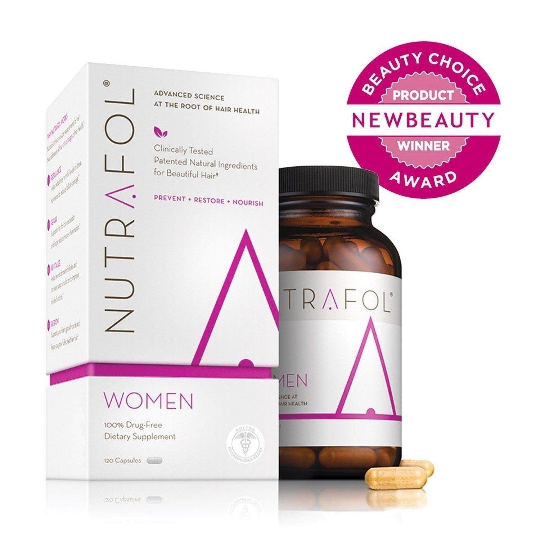 Nutrafol Women Advanced Thinning Hair u Hair Loss Supplement