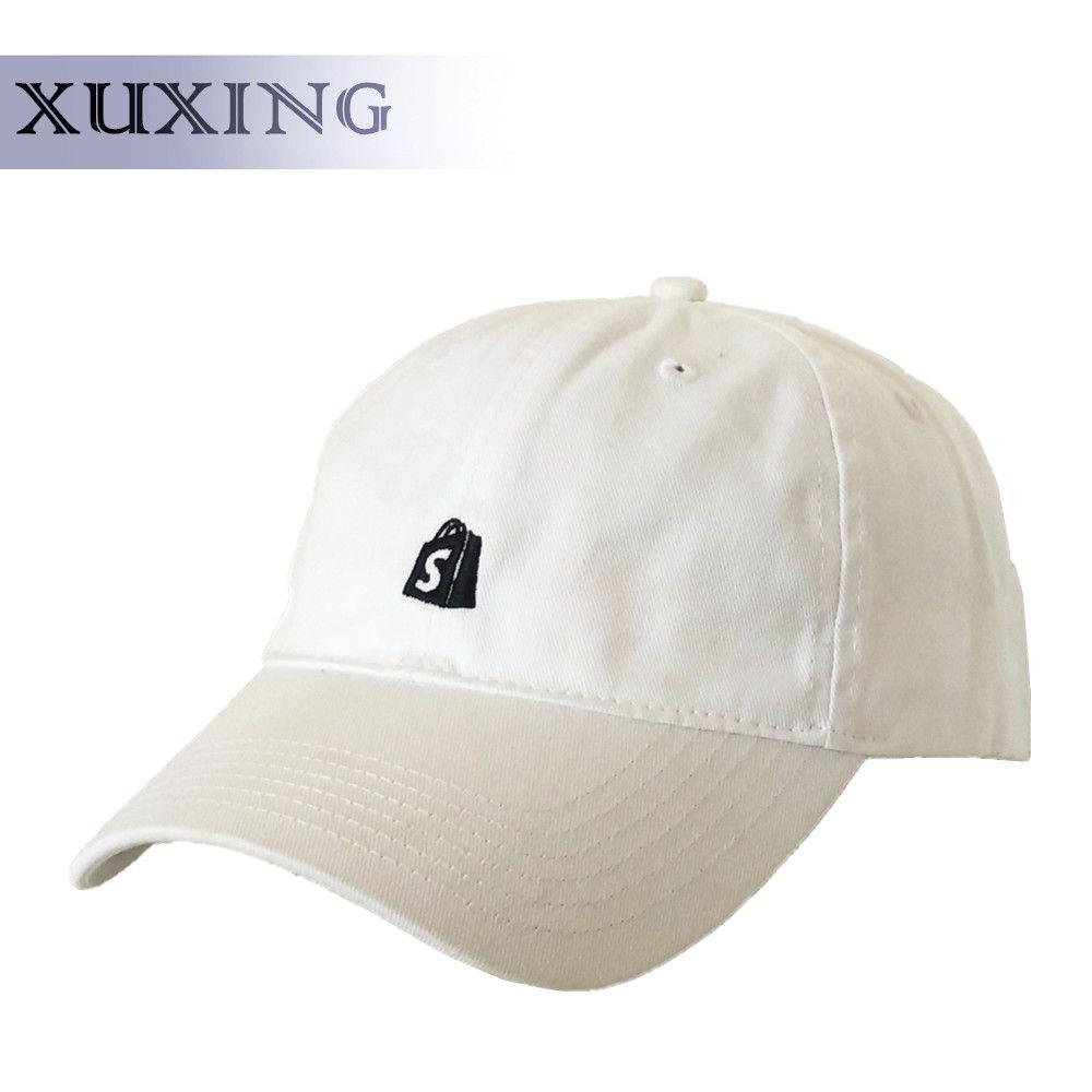 Premium Denim / Suede Dad Hat (Unstructured Hat)