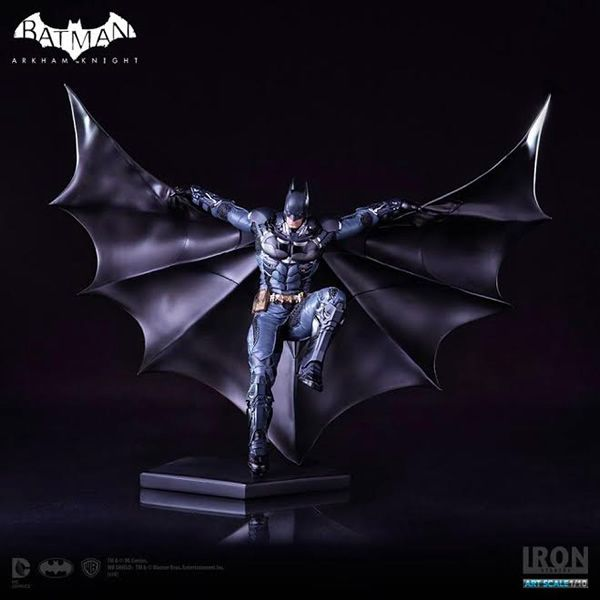 Batman Arkham Knight Tenth Scale Statue Iron Studios Batman Batman Art Batman The Dark Knight