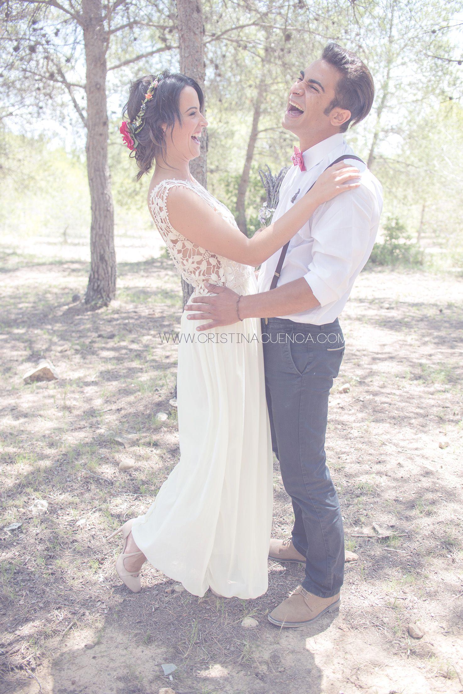 Especial #bodas by Hashtag. Una #boda para los #novios más #casual