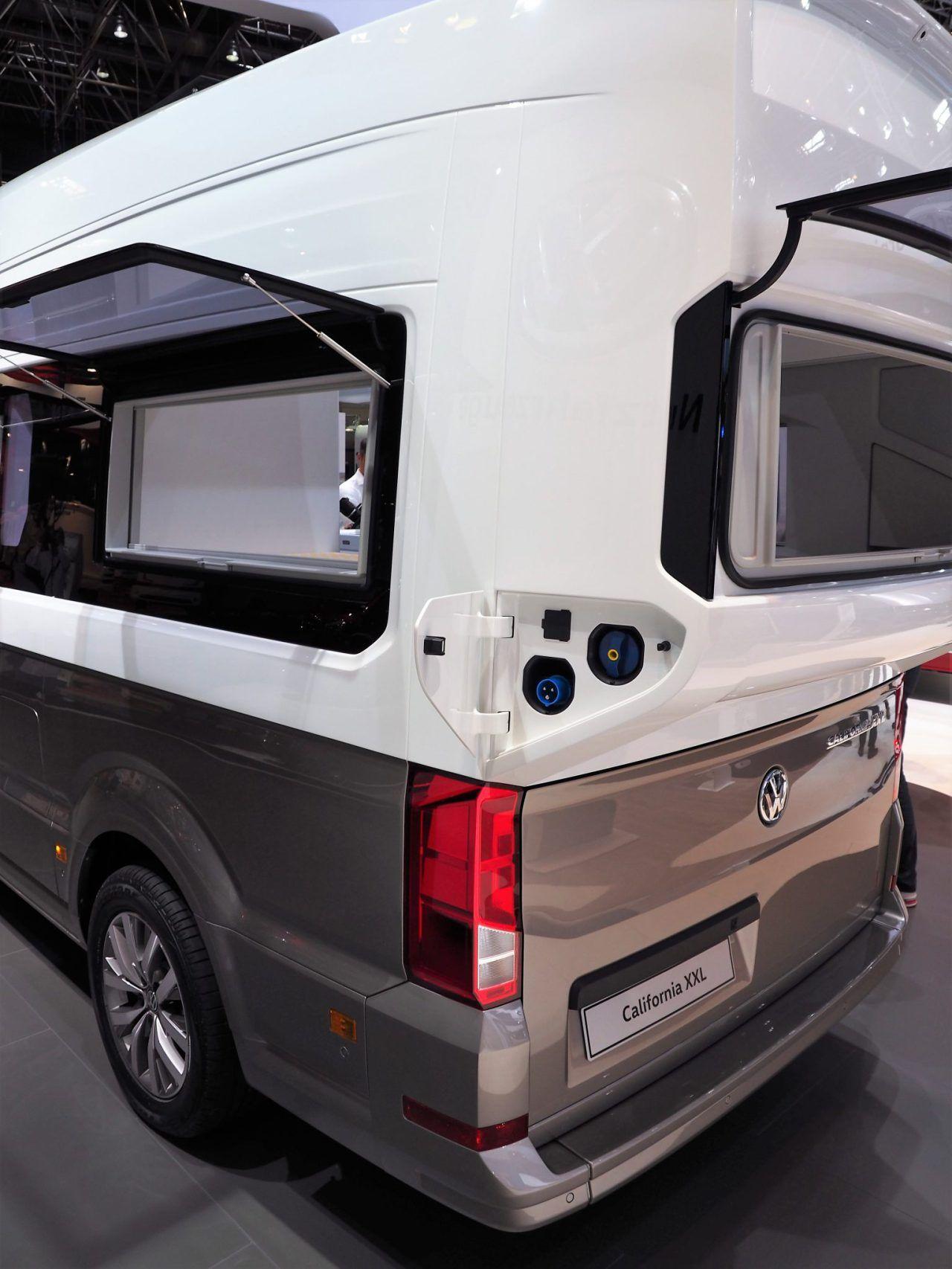 VW California XXL – Studie auf VW Crafter Basis › Familienurlaub
