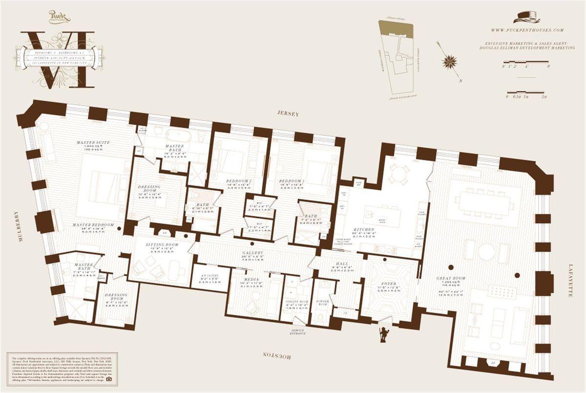 Jared Kushner, Ivanka Trump Detail Puck Penthouses' Reno - Holy Puck - Curbed NY