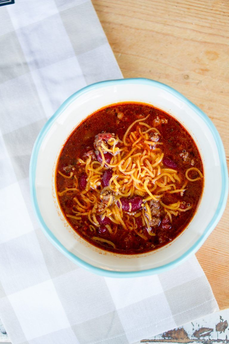 The Best Red Wine Chili Recipe Pearls And Twirls Red Wine Recipe Best Red Wine Cooking Dinner
