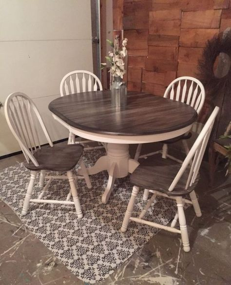 Redoing Dining Room Chairs: Glaze Furniture Rehab Ideas