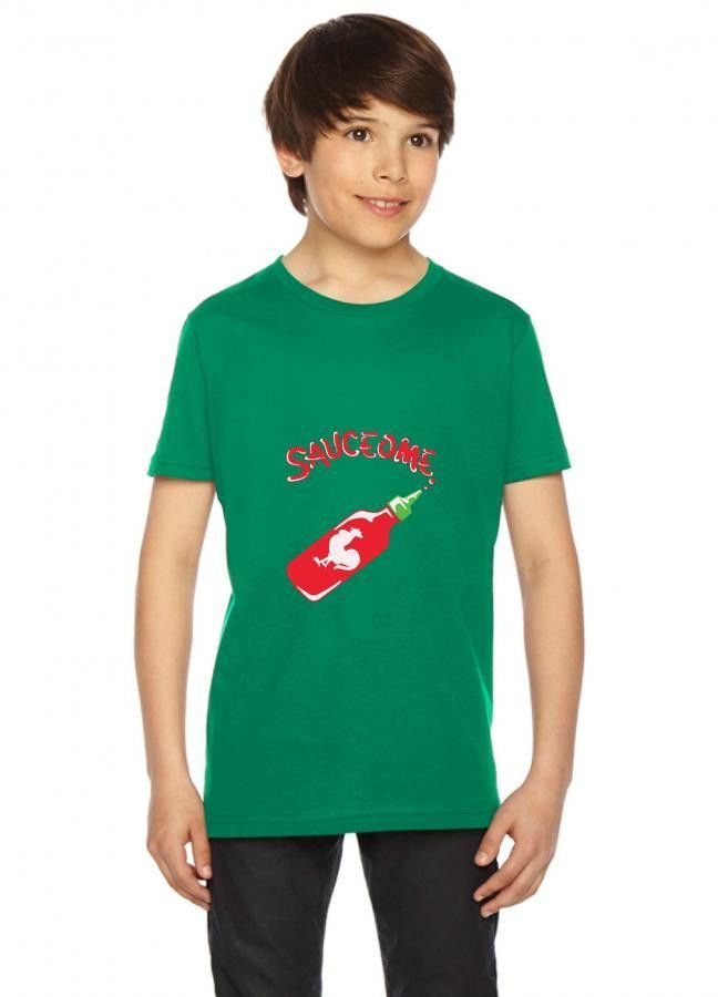 sauceome Youth Tee