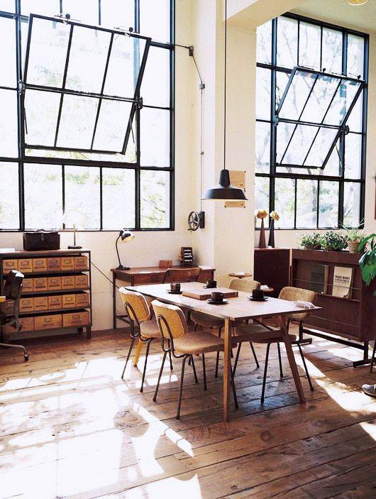 Rustic Modern Table Talk Stili Di Casa Idee Di Interior Design