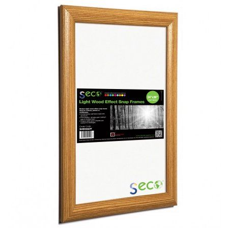 Stewart Superior Seco Front Load Easy Open Snap Poster/Picture Frame ...
