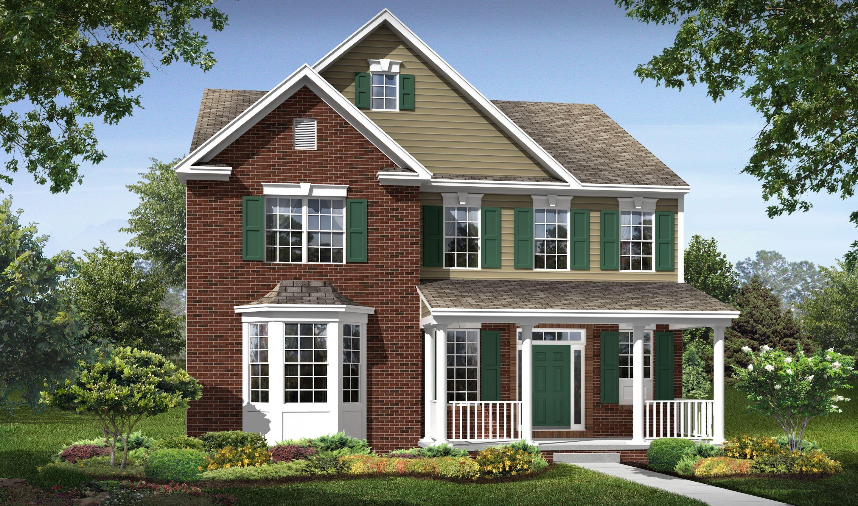 Huntfield charlestown ii virginia homes new homes