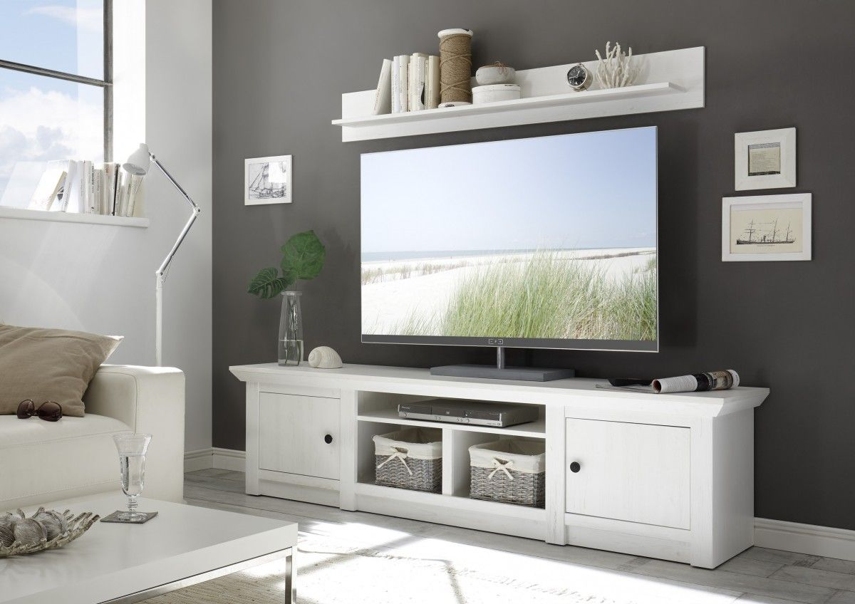 Tv Sideboard Pinie Tv Lowboard