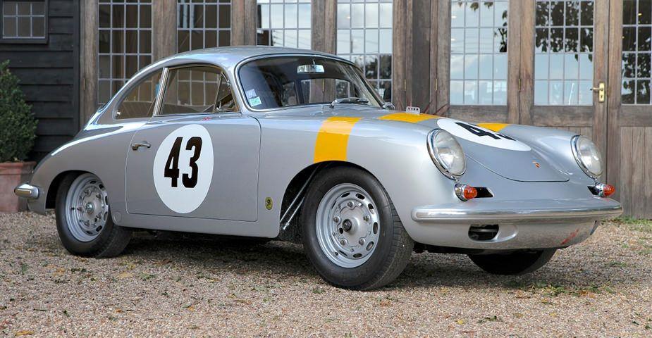 1962 Porsche 356b 1600 Super 90 Gt Porsche 356 Vintage Porsche Porsche Sports Car