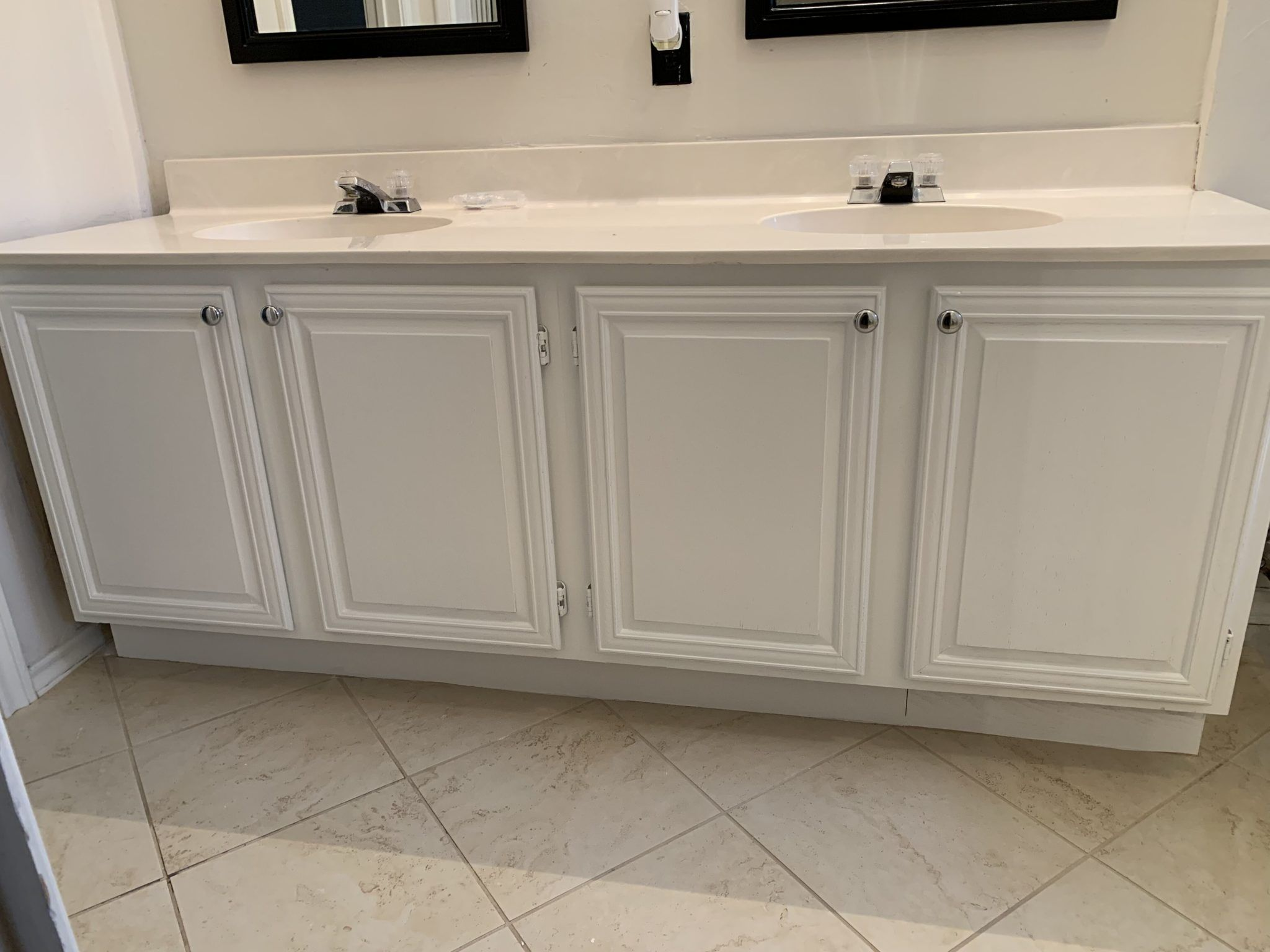 Painted Bathroom Vanity Inspiration Dfw Painting Refinishing Cabinets Painted Vanity Bathroom Vanity Inspiration