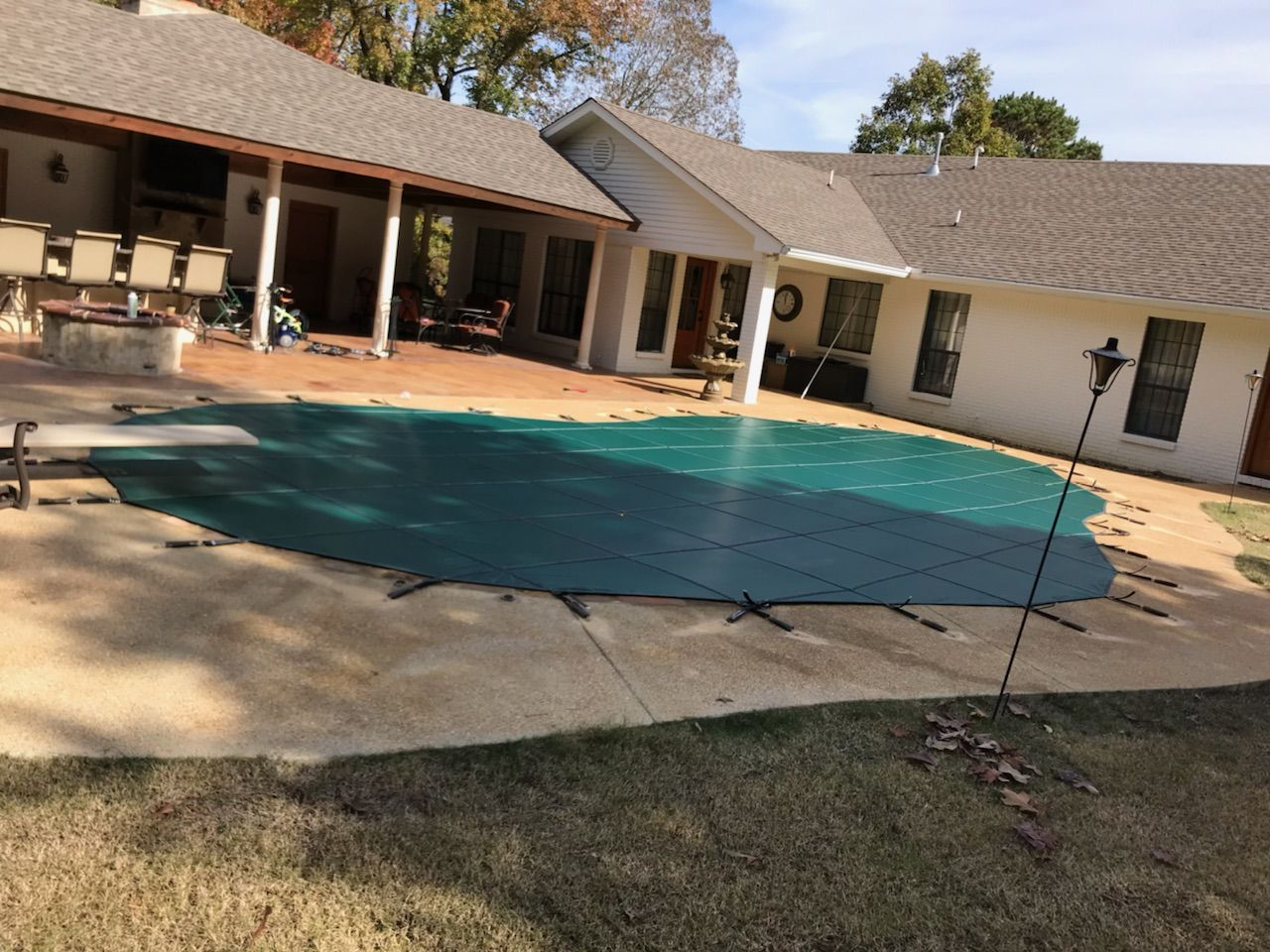 Your pool isn't really winterready without a Looploc