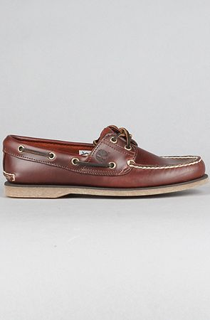Pedagogía Seguro seguramente  Timberland Shoe Classic 2-Eye Boat in Rootbeer Smooth Brown | Timberlands  shoes, Shoes, Boat shoes