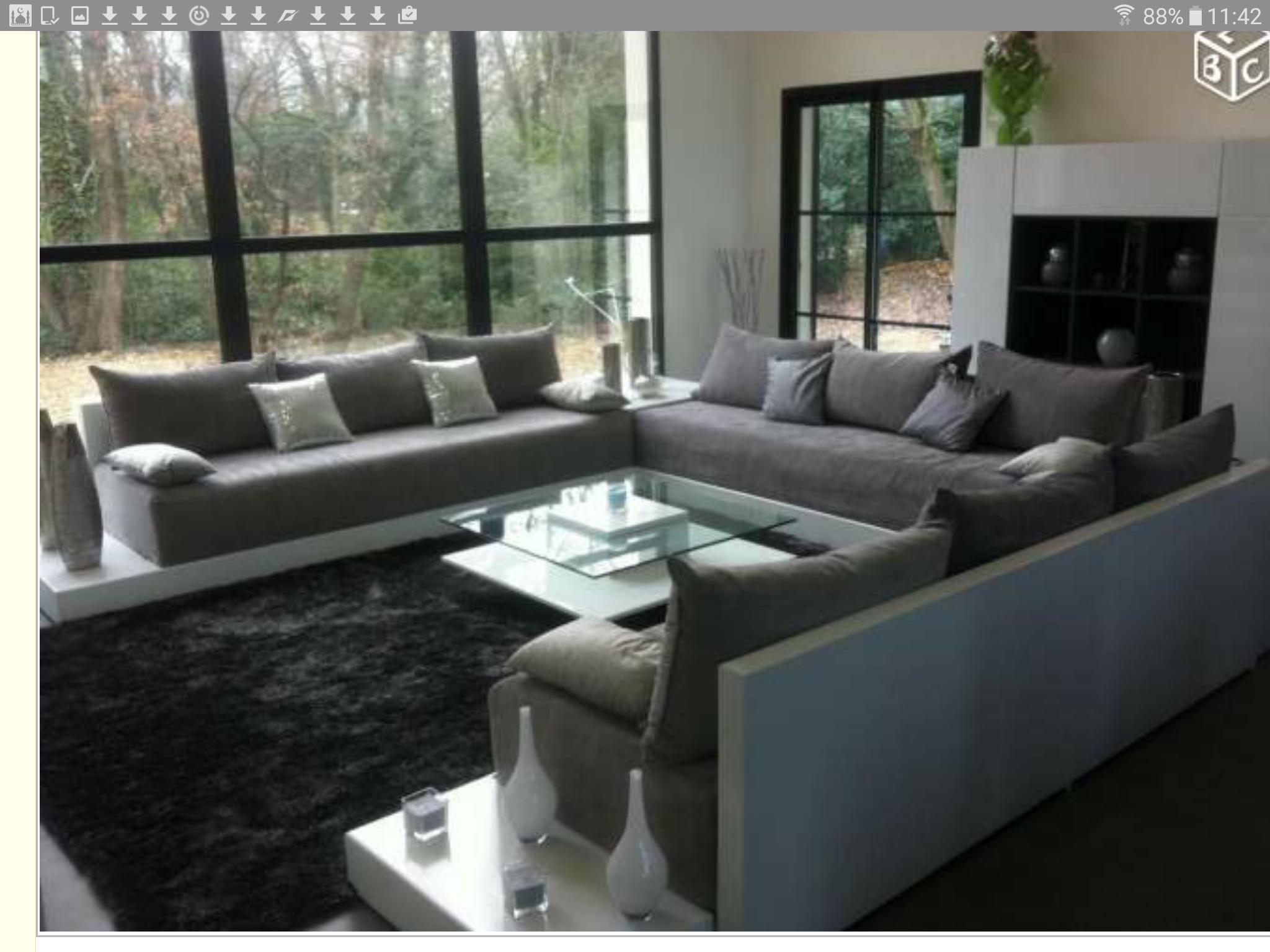 salon oriental sal en 2018 pinterest salon marocain. Black Bedroom Furniture Sets. Home Design Ideas