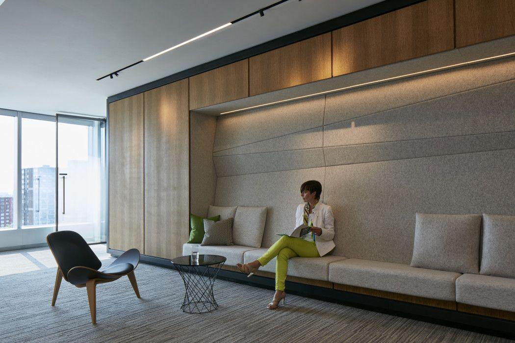Deloitte Montreal Office Via Work Design Magazine