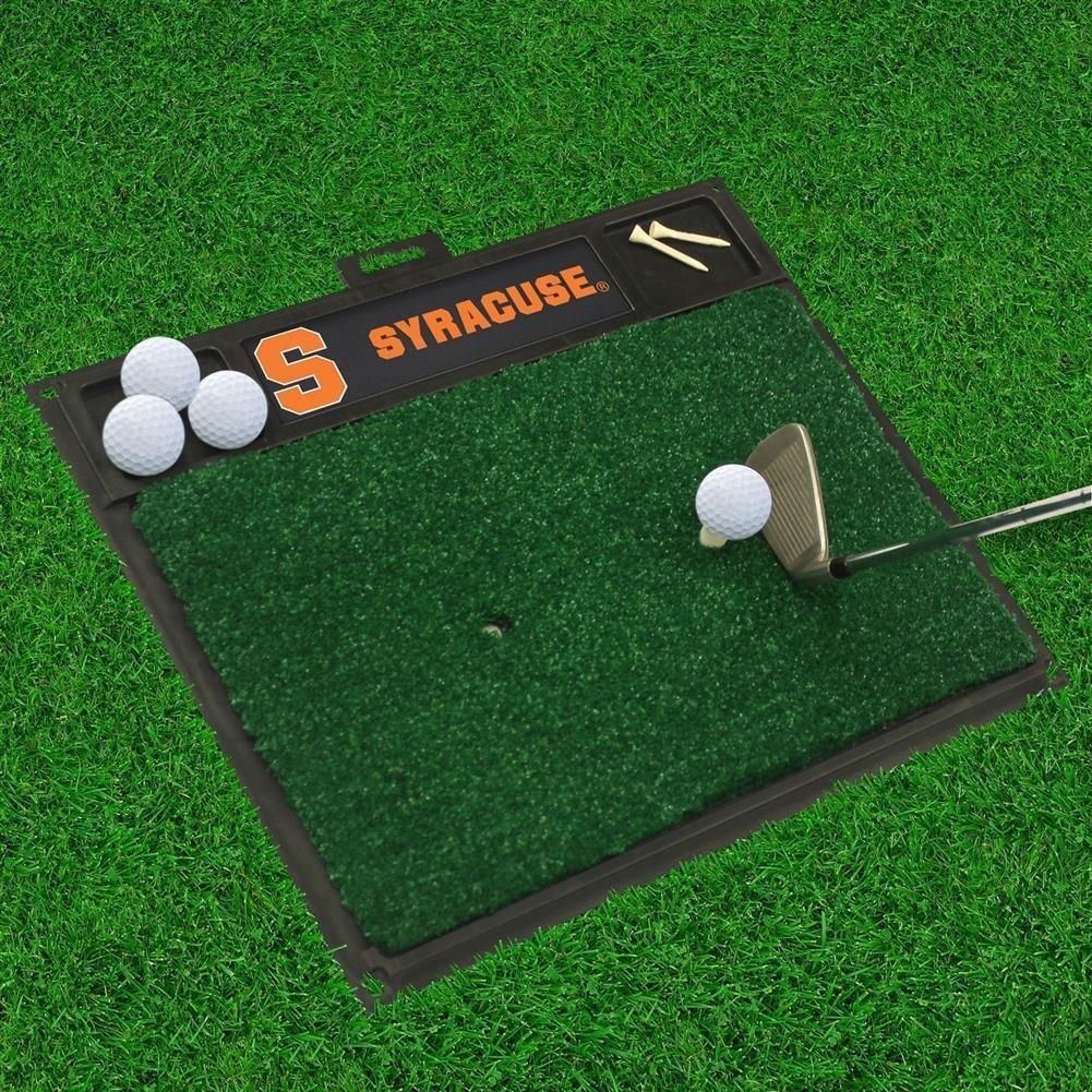double real golfdom durapro home feel golf system mats combo deluxe mat new wing