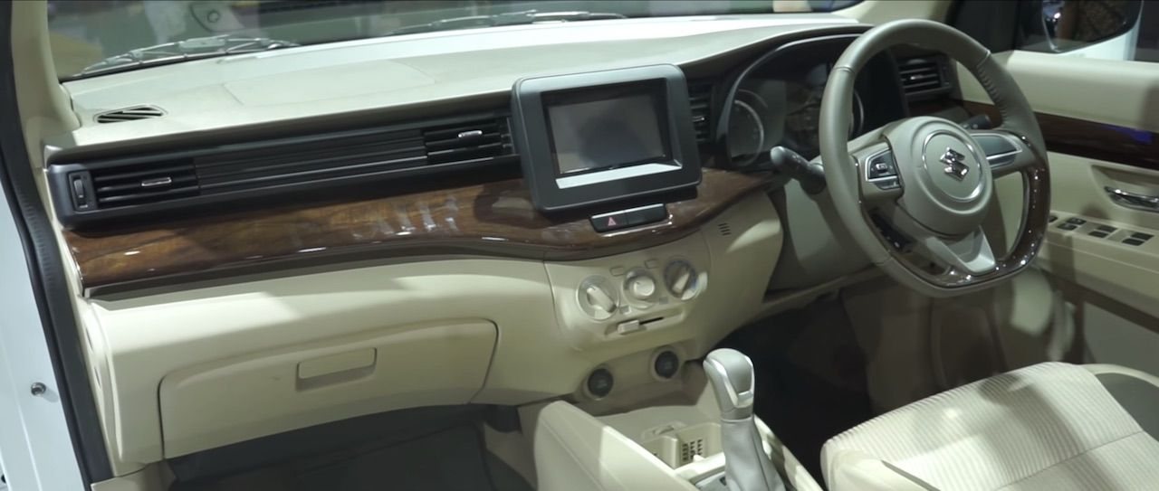 2018 Suzuki Ertiga 2018 Maruti Ertiga Exterior Interior Detailed