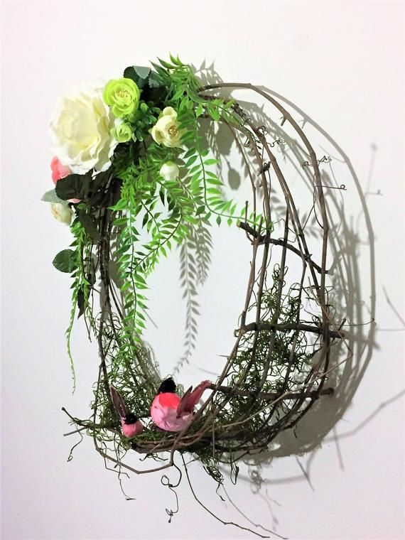 Photo of Easter wreath for front door, Easter wreaths, Happy easter wreath, Spring wreaths for front door