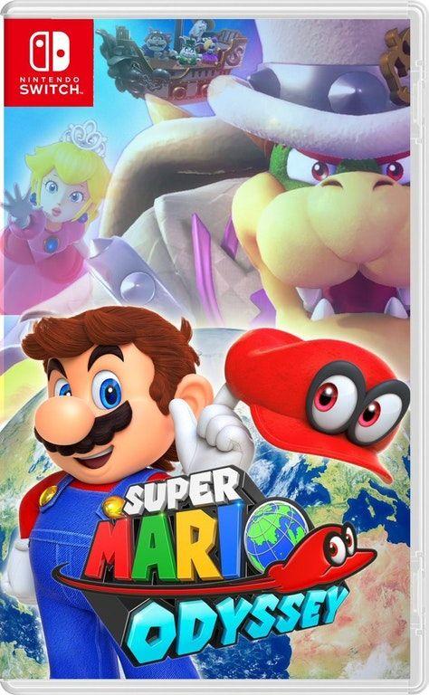 Pin By Lynnette Deela On Cameron Nintendo Switch Super Mario Super Mario Bros Party Mario Odyssey