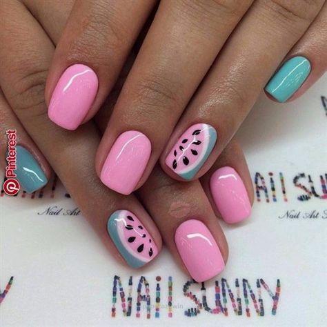 Shkola Krasoty Manikyur In 2019 Pinterest Nail Designs Nail Art And Summer Nails Shkola Krasoty Nail Designs Remove Acrylic Nails Classic Nails