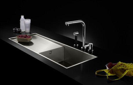 Noticias - Docrys Cocinas: Dos nuevos fregaderos Water Units de Dornbracht
