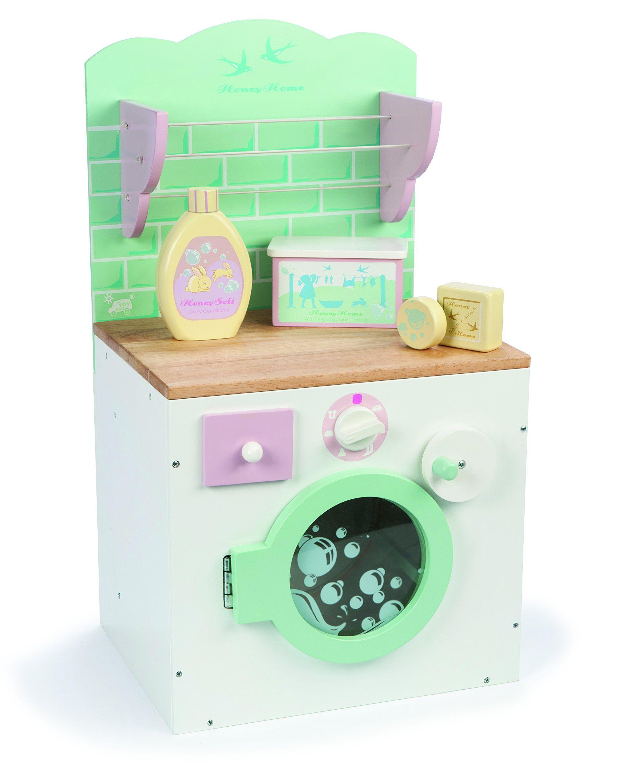 le toy van honeybake washing machine   izzy   toys, toy