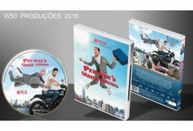 Pee-Wee's - Grande Feriado - DVD
