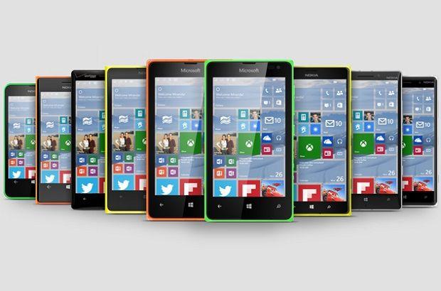 Lumia 435, Lumia 735, Lumia 930 are confirmed Windows 10 upgradeable