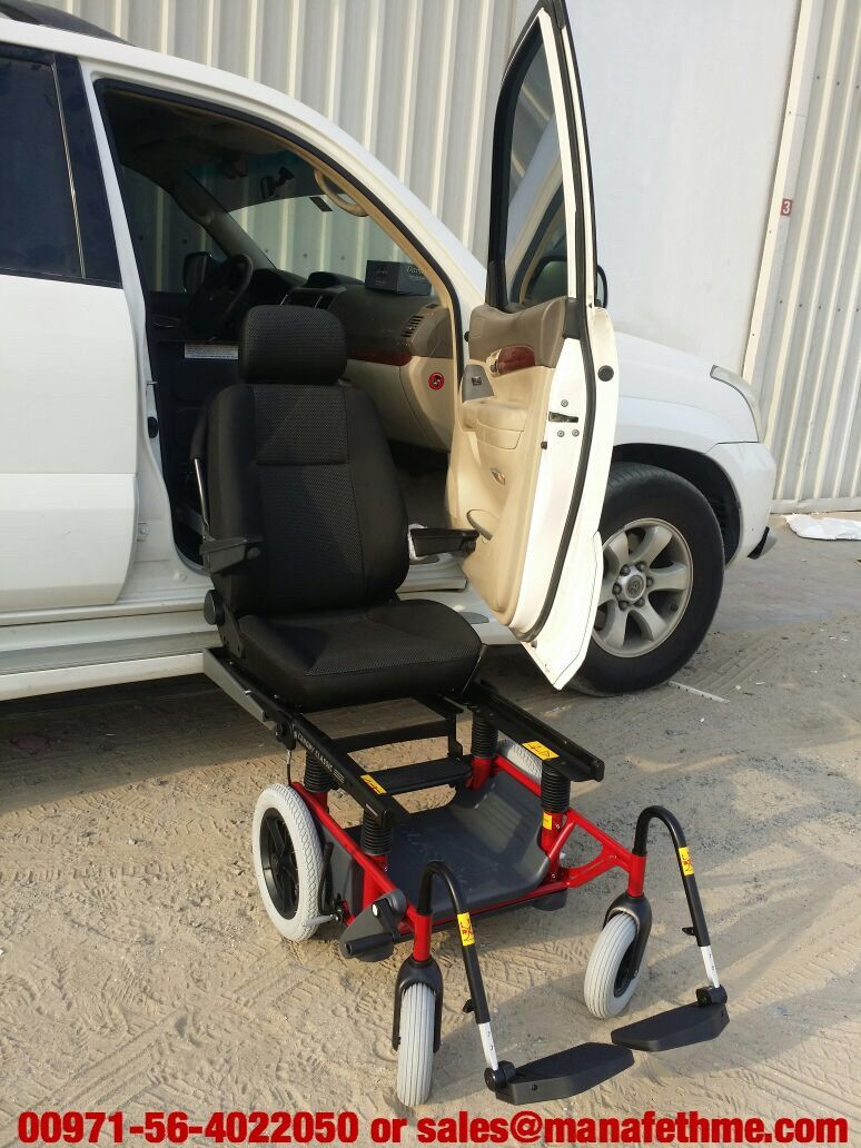 Wheelchair Lift For Car >> Transfer From Wheelchair To Car Seat Is No More Difficult