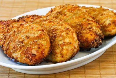 garlic parmesan chicken breasts